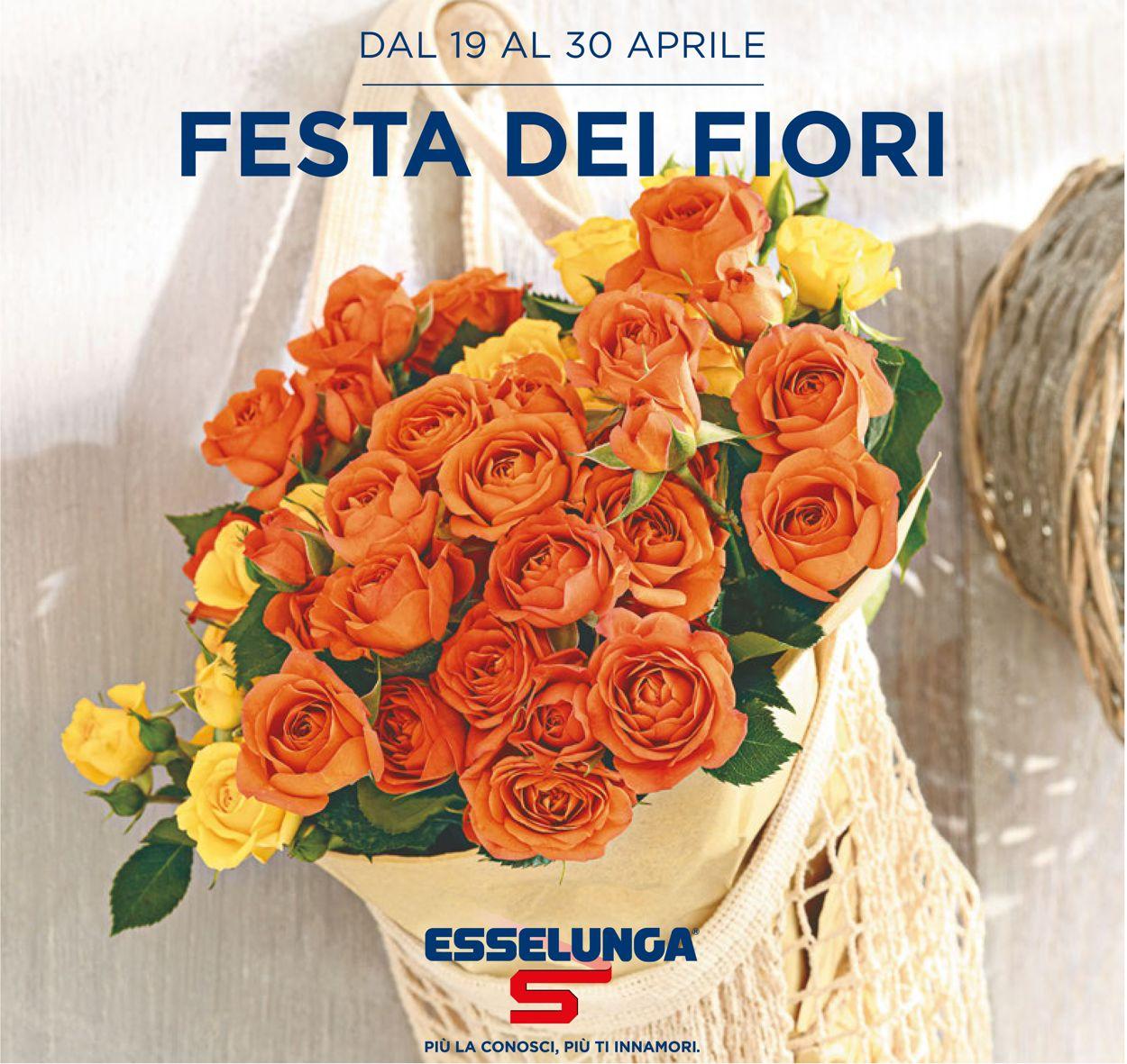 Volantino Esselunga - Offerte 19/04-30/04/2021