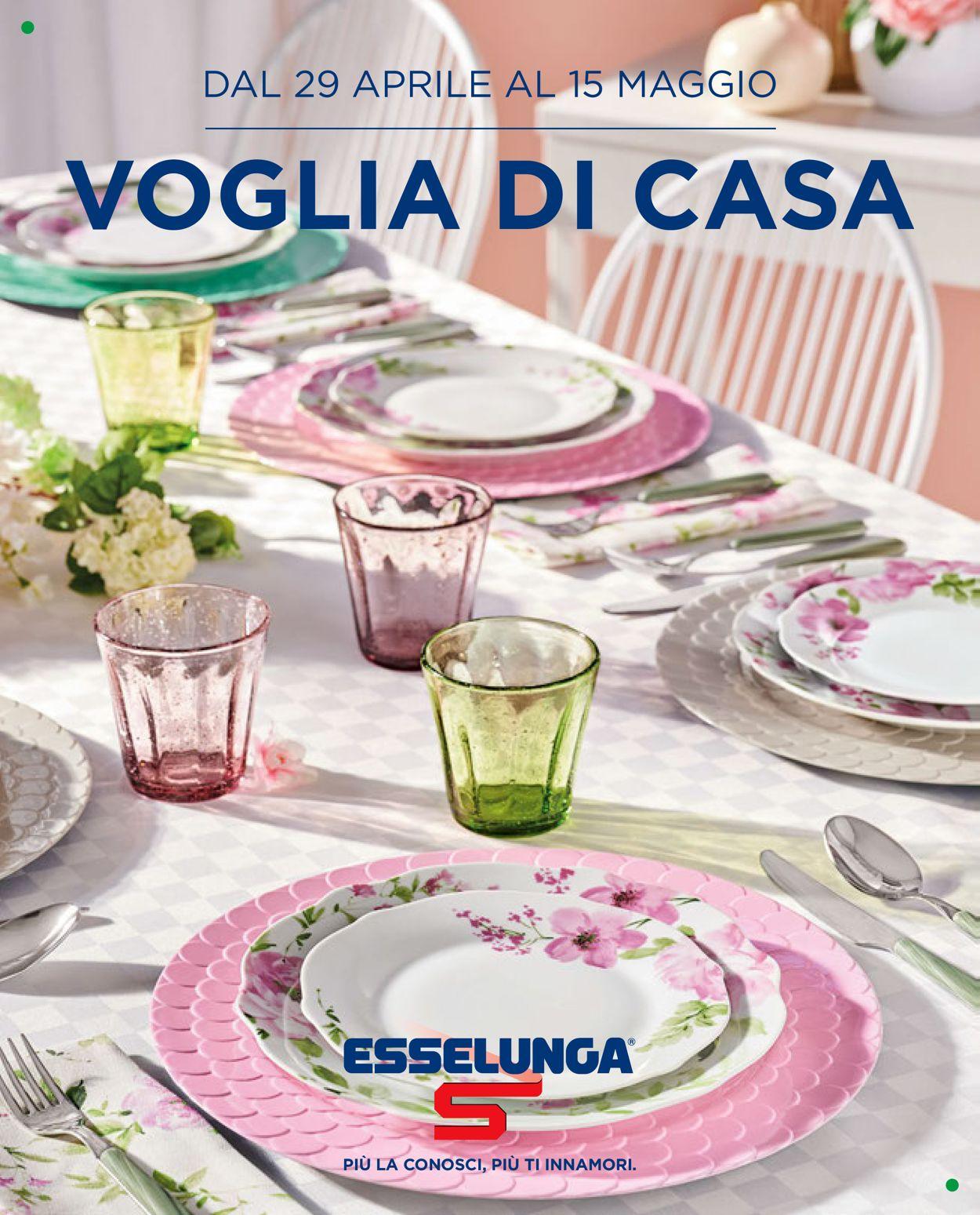 Volantino Esselunga - Offerte 29/04-15/05/2021