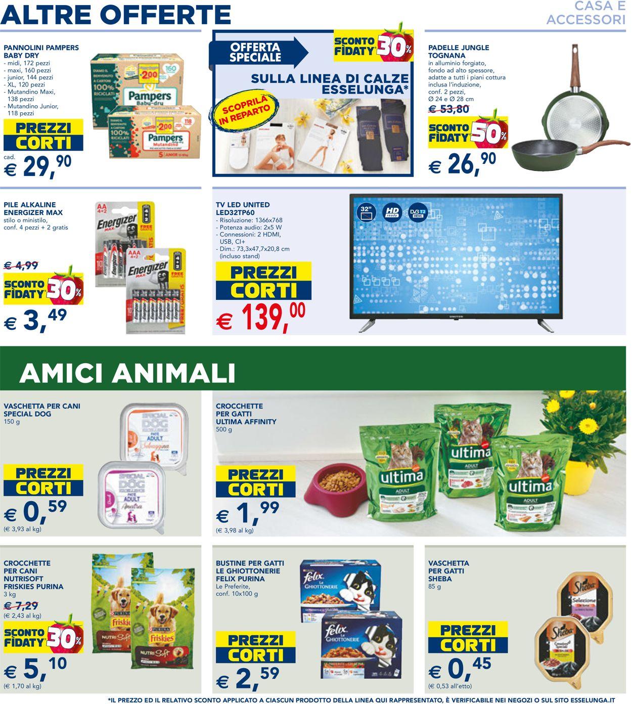 Volantino Esselunga - Offerte 29/04-12/05/2021 (Pagina 9)