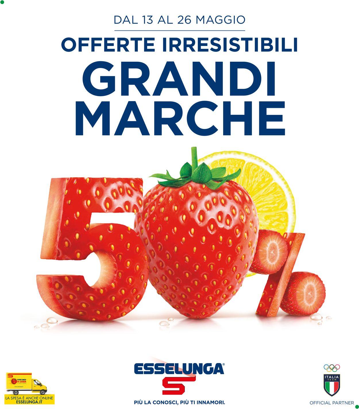 Volantino Esselunga - Offerte 13/05-26/05/2021