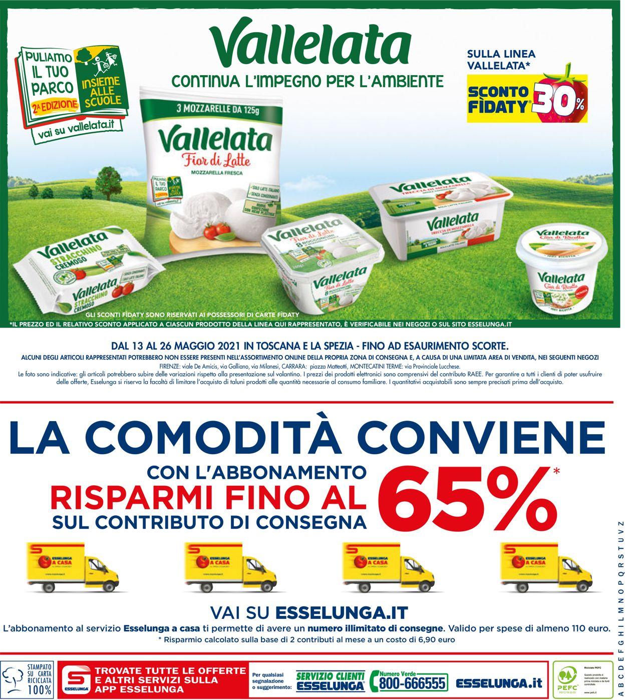 Volantino Esselunga - Offerte 13/05-26/05/2021 (Pagina 24)