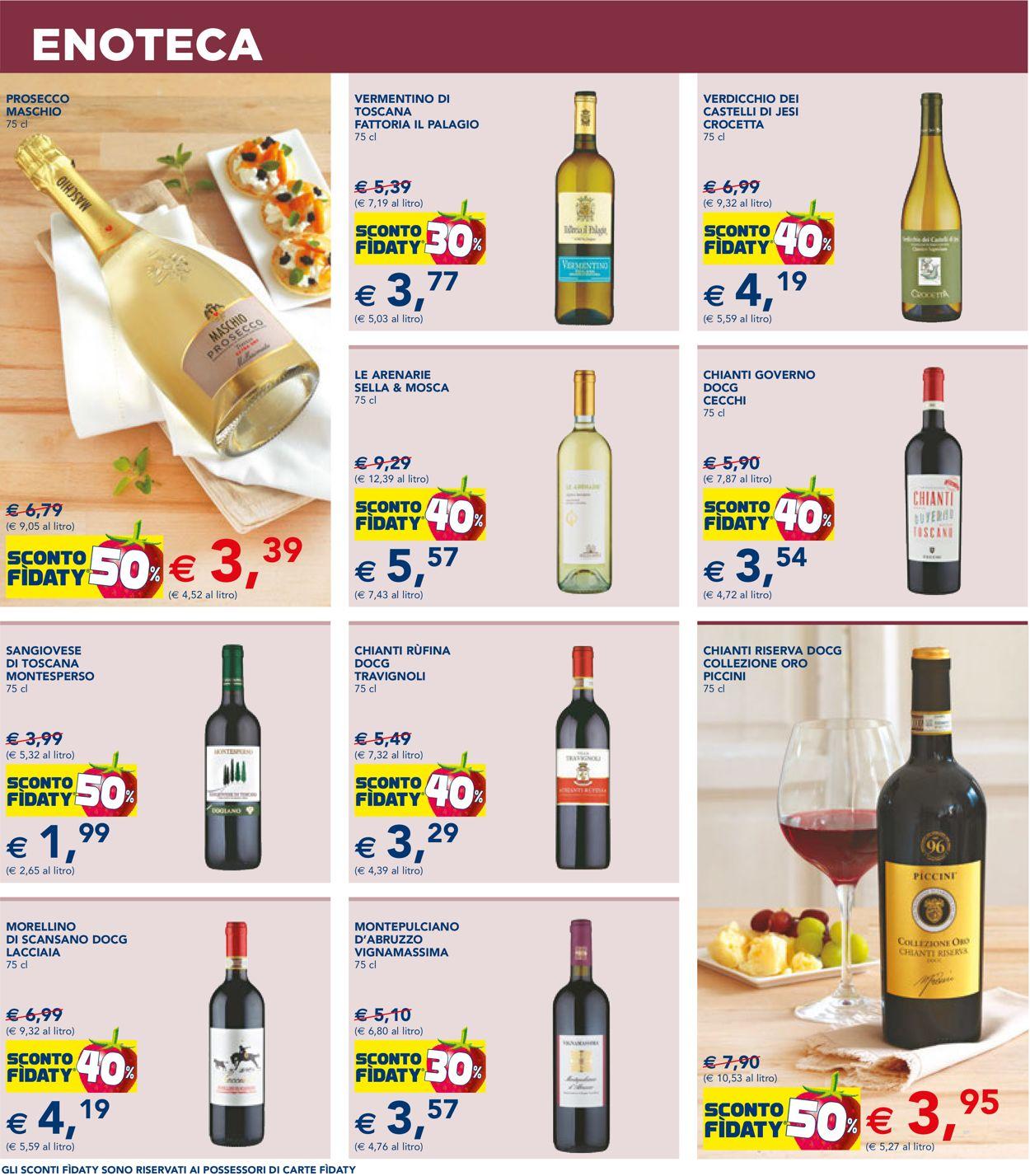 Volantino Esselunga - Offerte 27/05-09/06/2021 (Pagina 12)