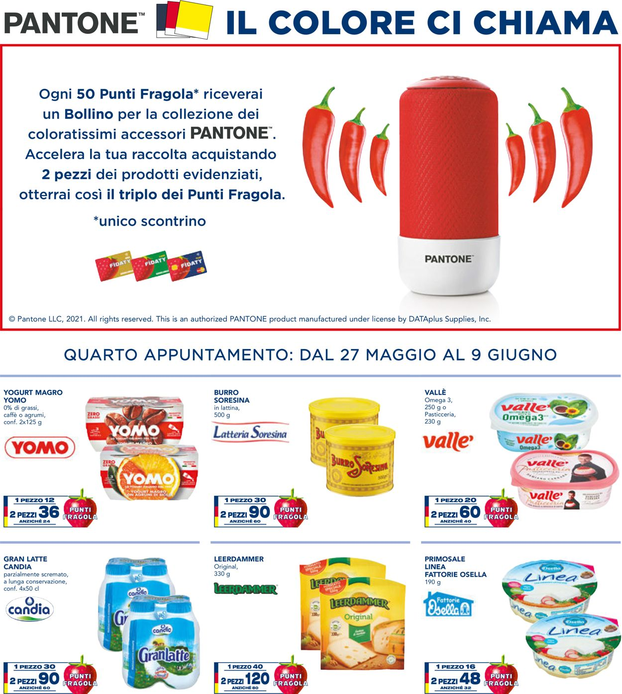 Volantino Esselunga - Offerte 27/05-09/06/2021 (Pagina 20)