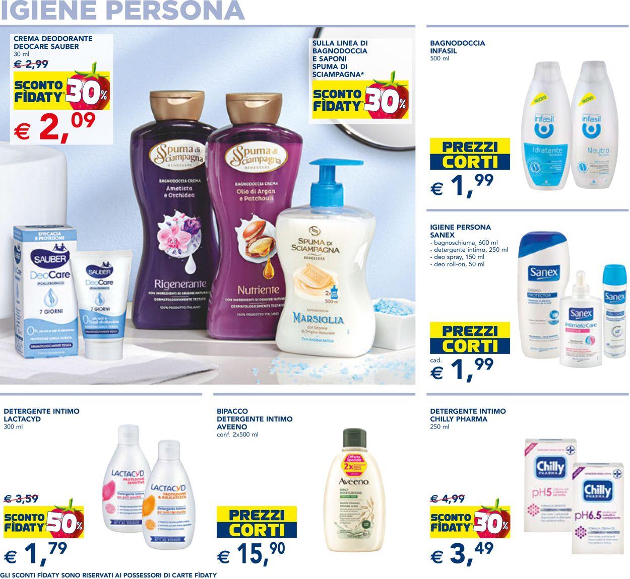 Volantino Esselunga - Offerte 27/05-09/06/2021 (Pagina 14)