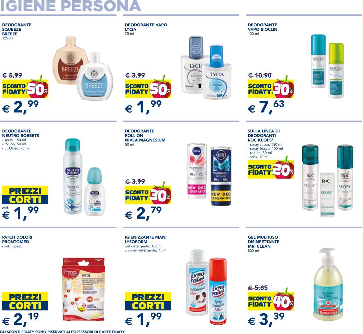 Volantino Esselunga - Offerte 27/05-09/06/2021 (Pagina 16)
