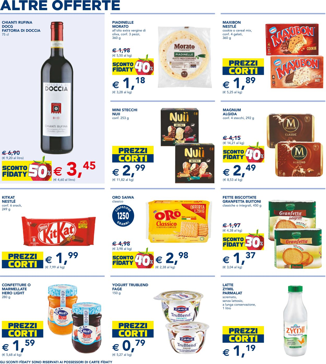 Volantino Esselunga - Offerte 10/06-19/06/2021 (Pagina 11)