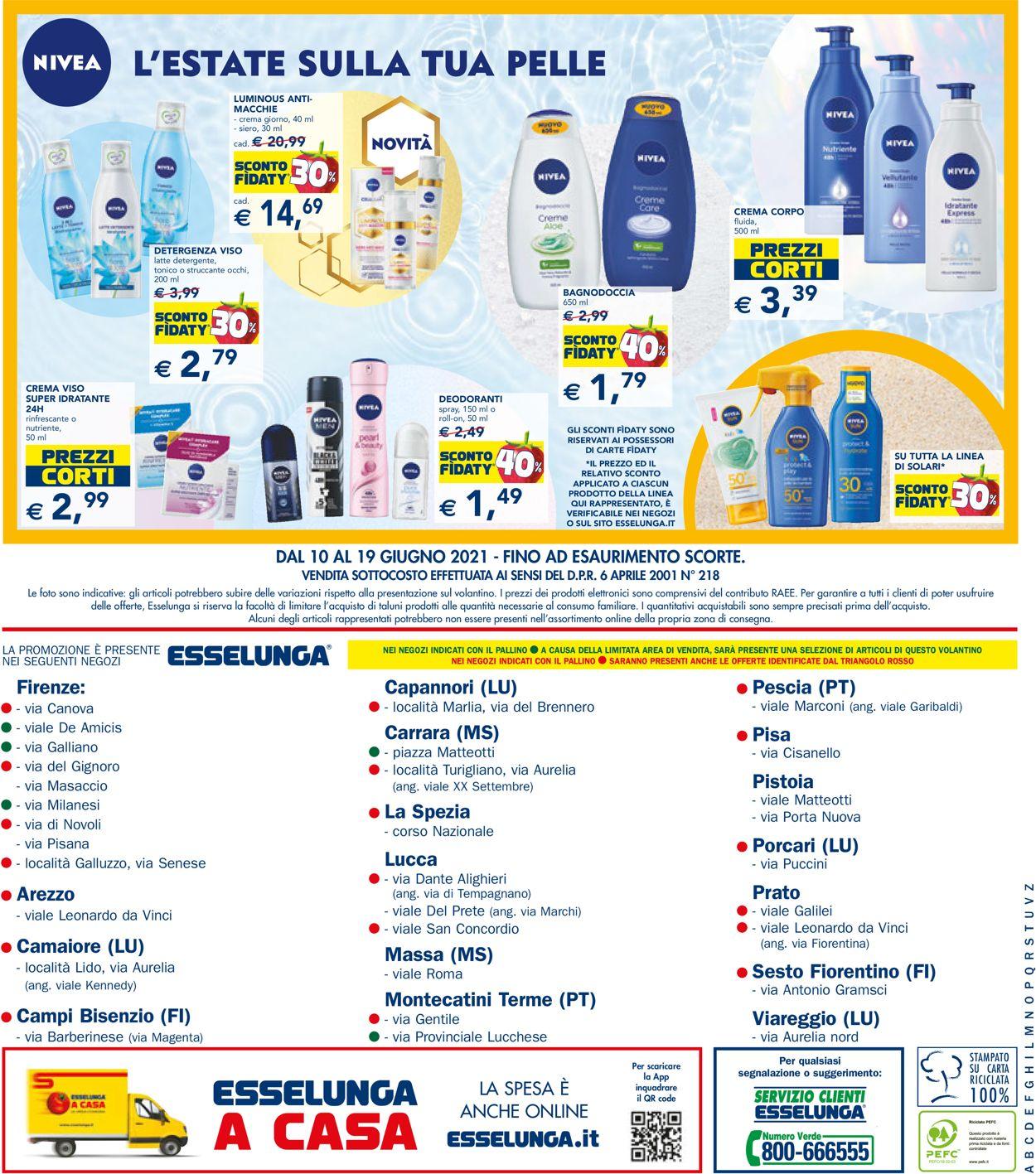 Volantino Esselunga - Offerte 10/06-19/06/2021 (Pagina 25)
