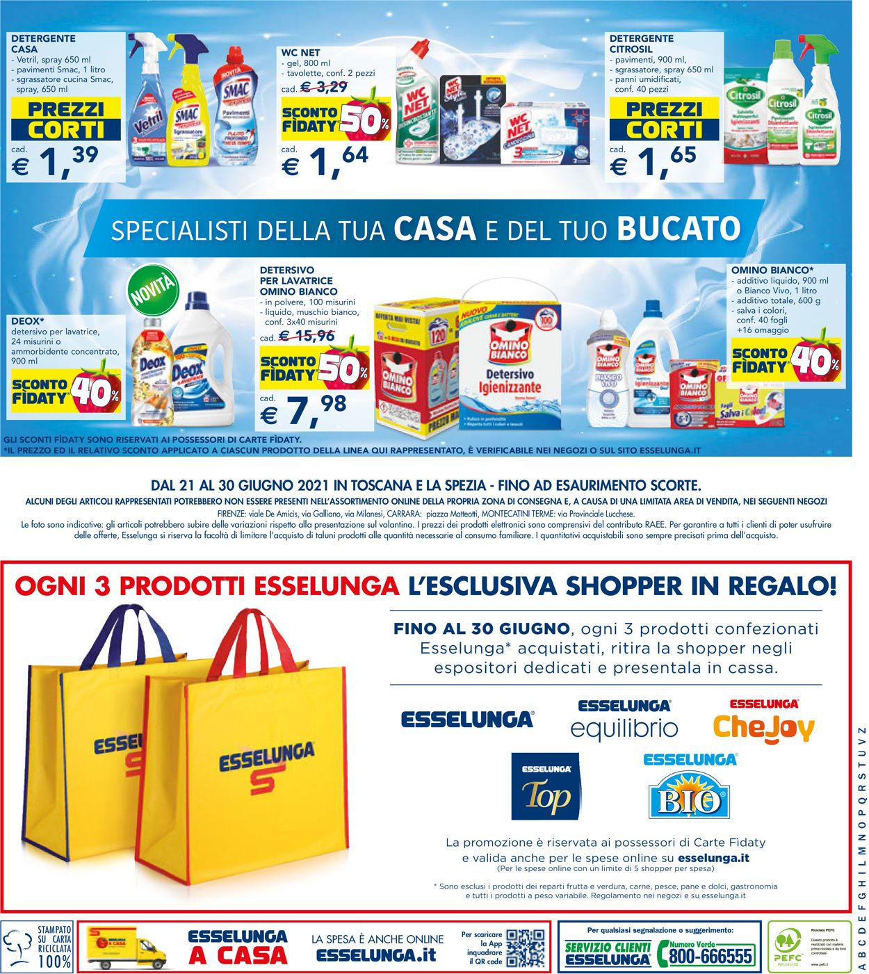 Volantino Esselunga - Offerte 21/06-30/06/2021 (Pagina 20)