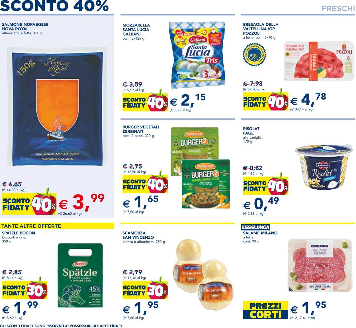 Volantino Esselunga - Offerte 26/07-04/08/2021 (Pagina 2)