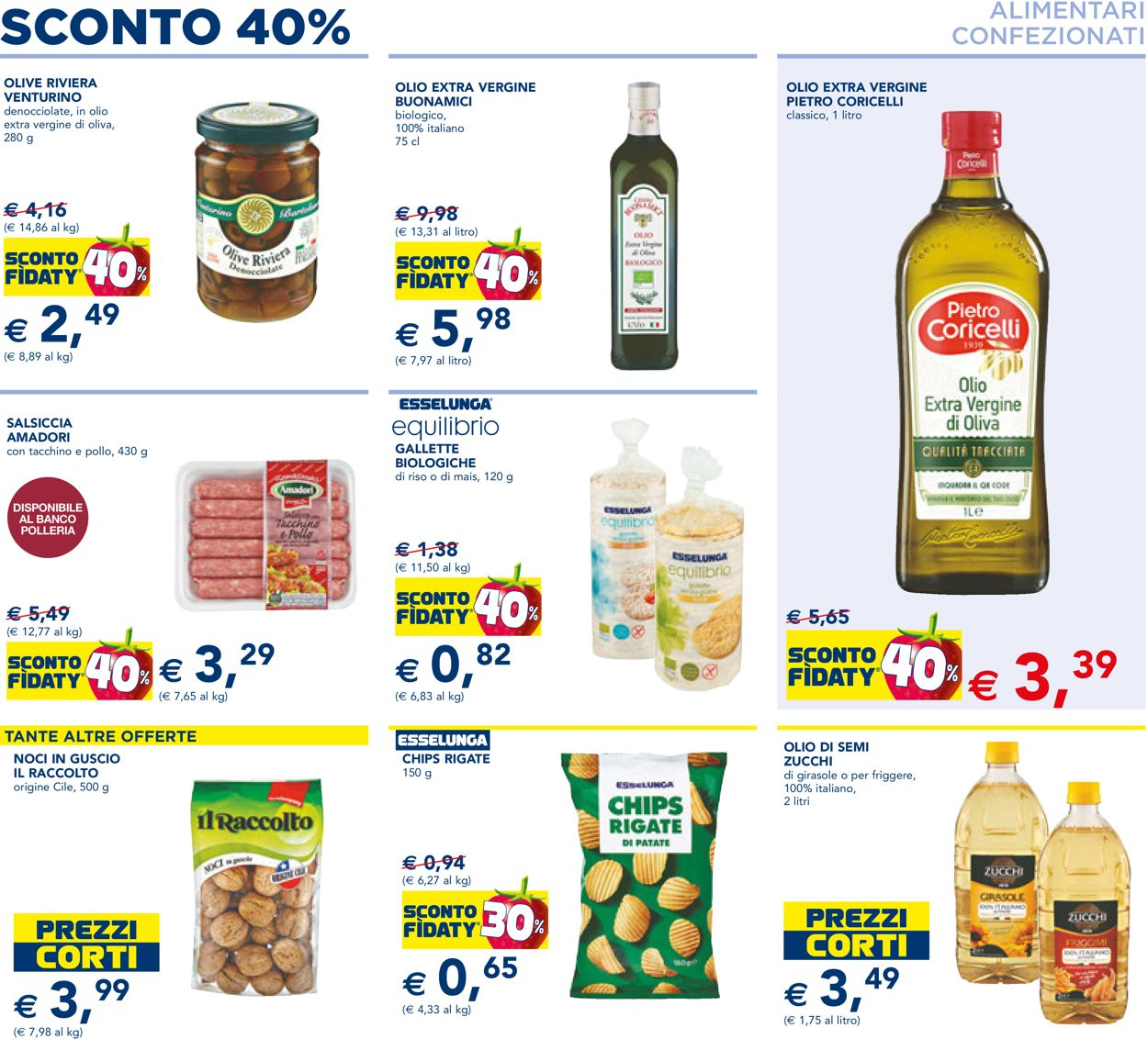 Volantino Esselunga - Offerte 26/07-04/08/2021 (Pagina 5)
