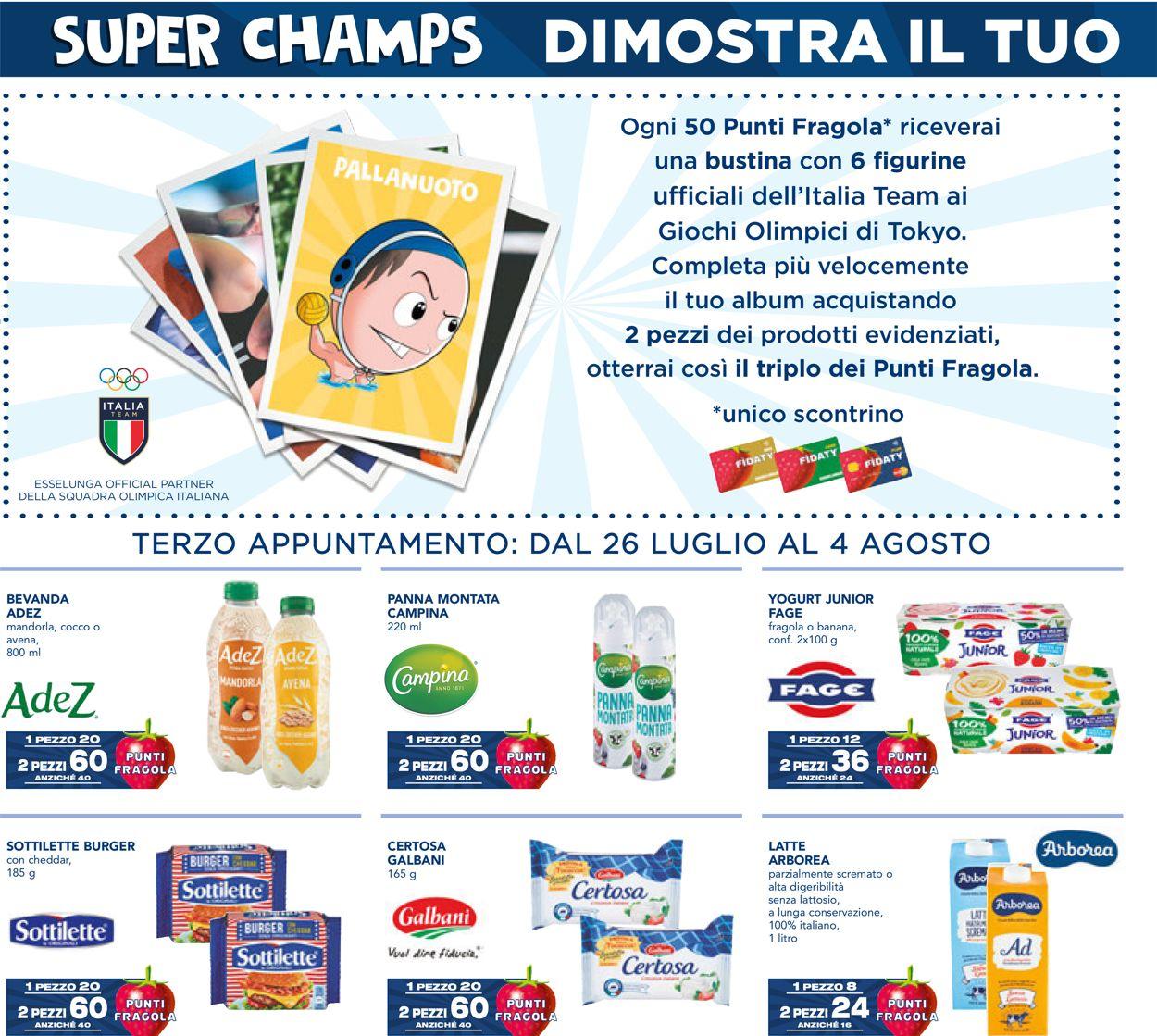 Volantino Esselunga - Offerte 26/07-04/08/2021 (Pagina 22)