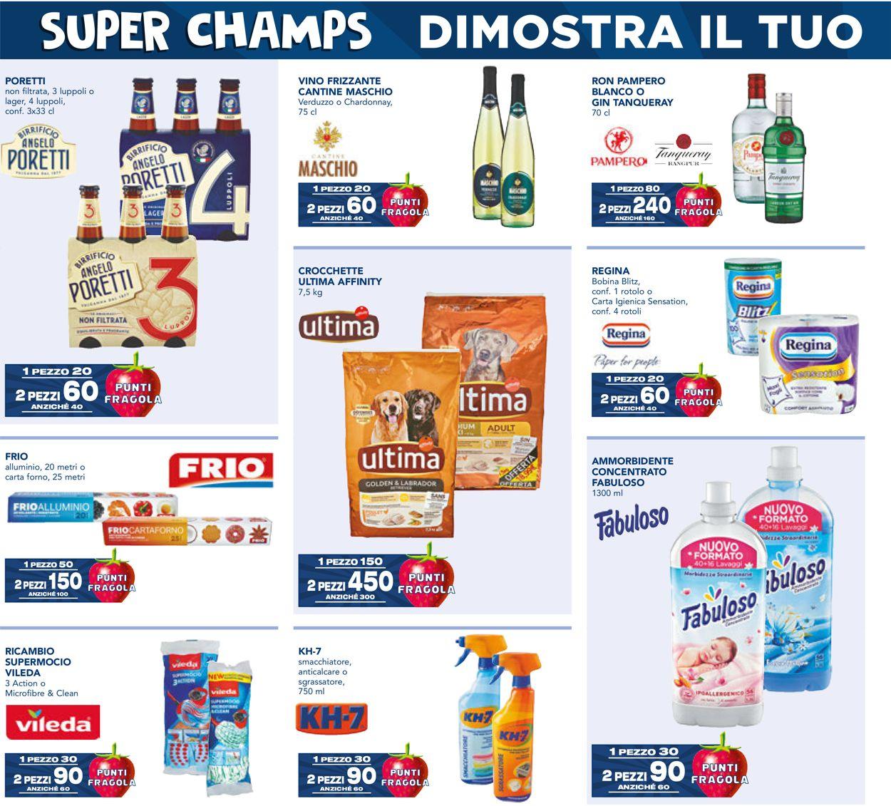 Volantino Esselunga - Offerte 26/07-04/08/2021 (Pagina 26)