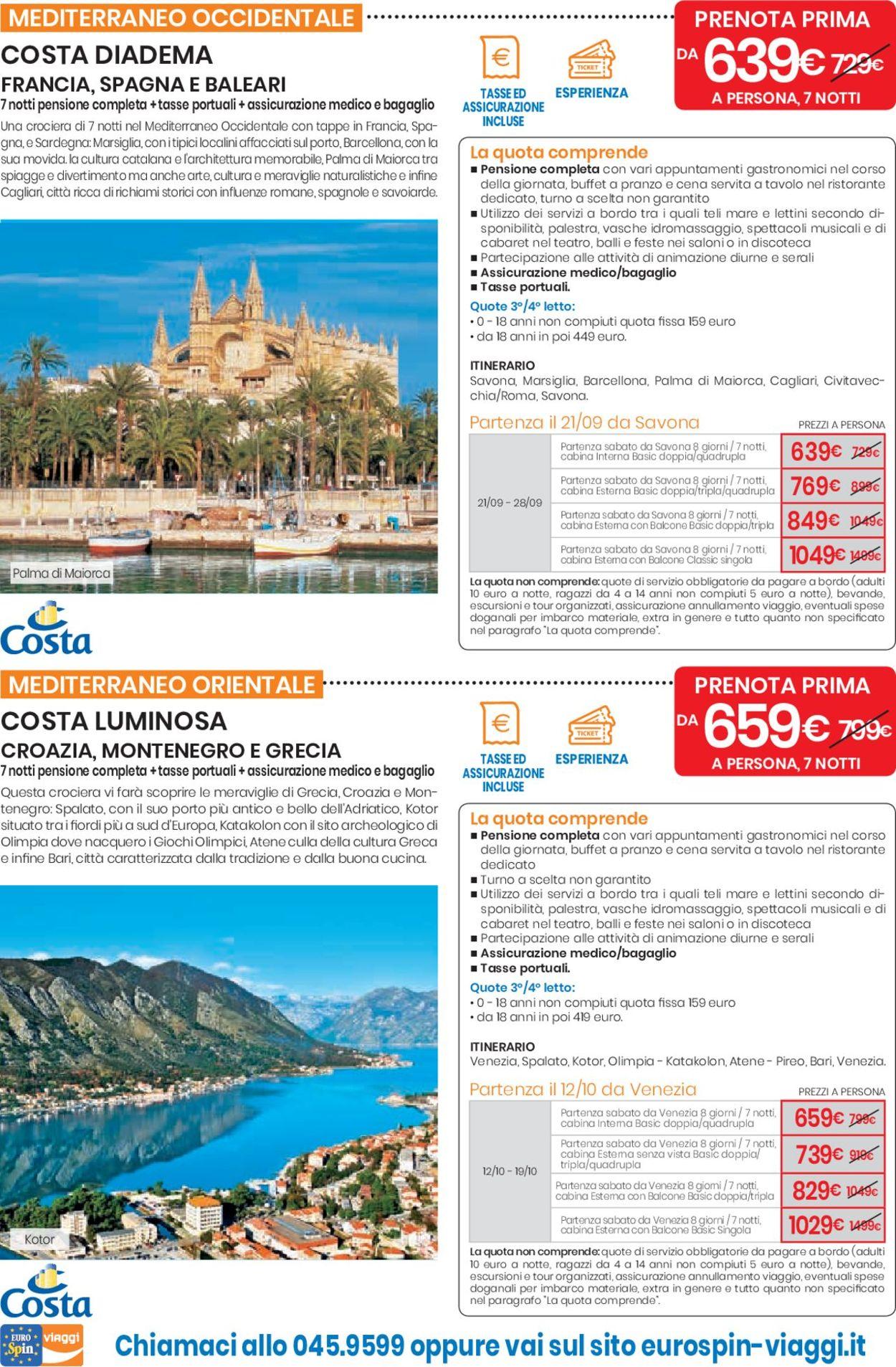 Volantino EURO Spin - Offerte 01/06-30/06/2019 (Pagina 20)