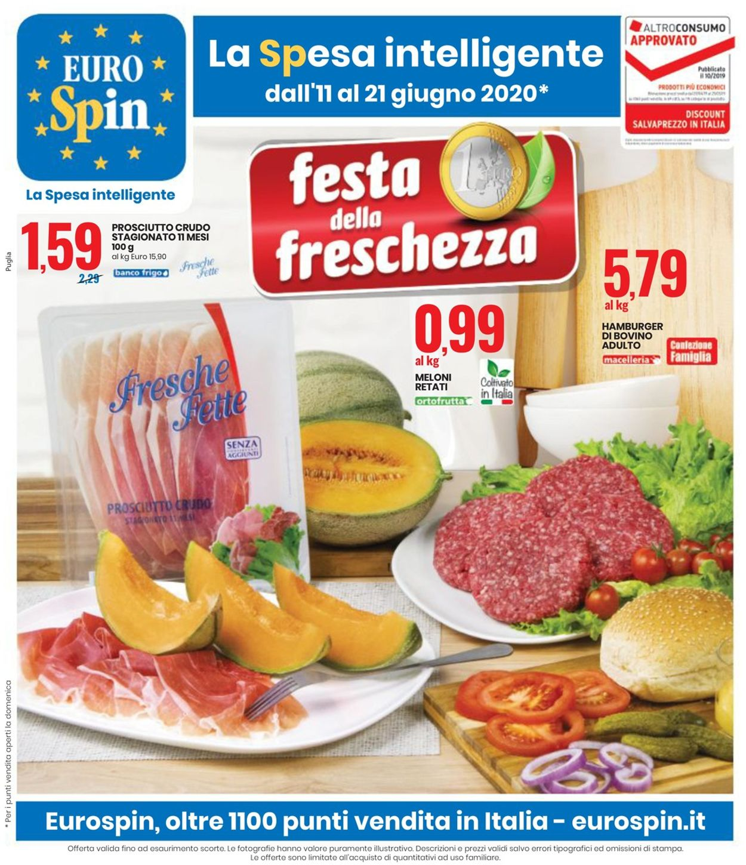 Volantino EURO Spin - Offerte 11/06-21/06/2020