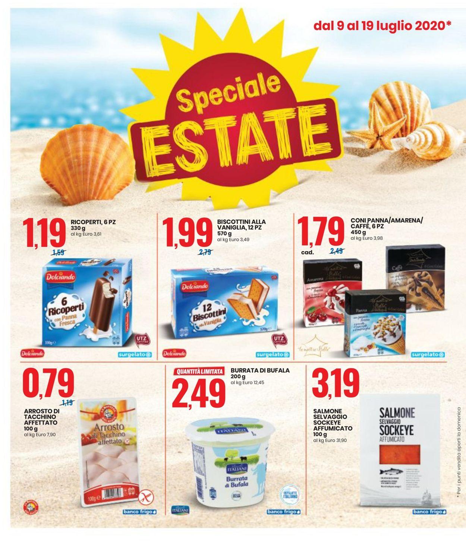 Volantino EURO Spin - Offerte 09/07-19/07/2020 (Pagina 2)