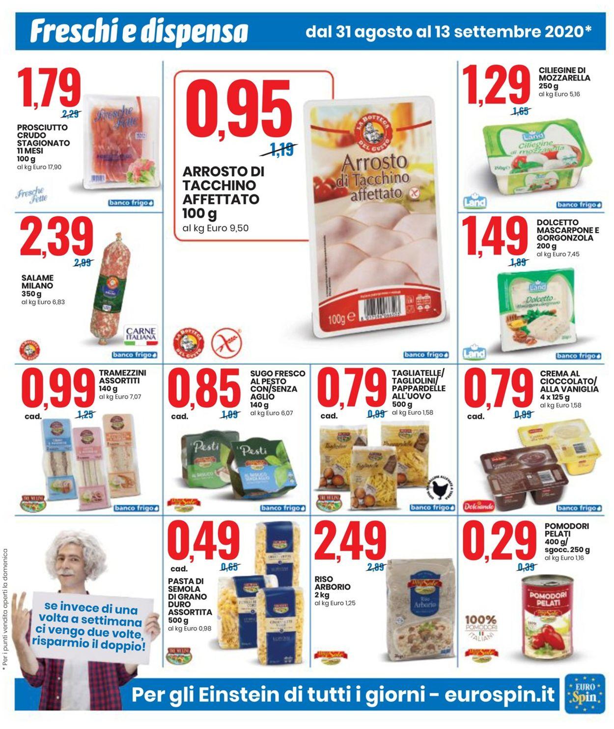Volantino EURO Spin - Offerte 31/08-13/09/2020 (Pagina 7)
