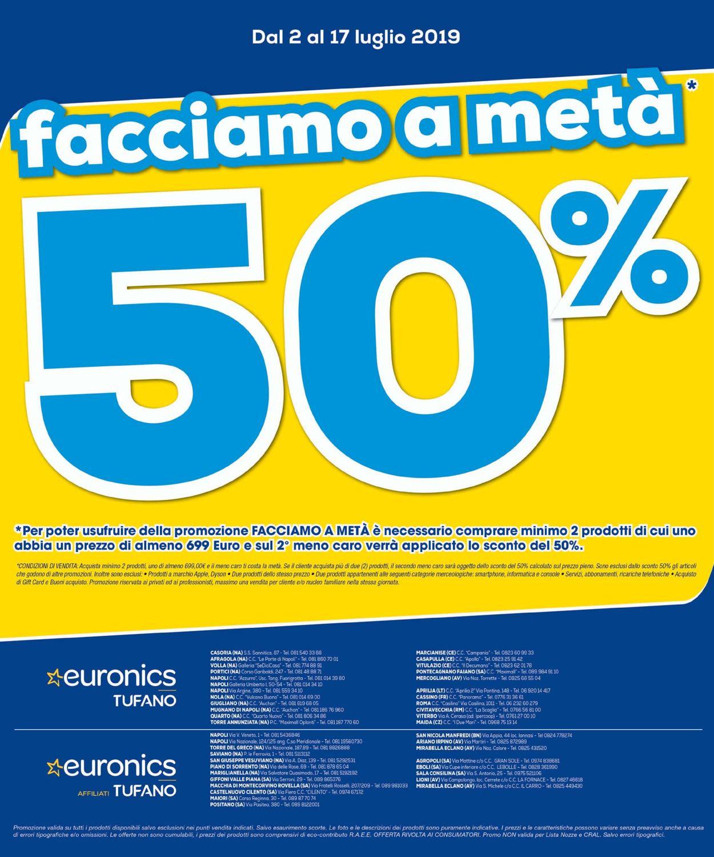 Volantino Euronics - Offerte 02/07-17/07/2019 (Pagina 18)