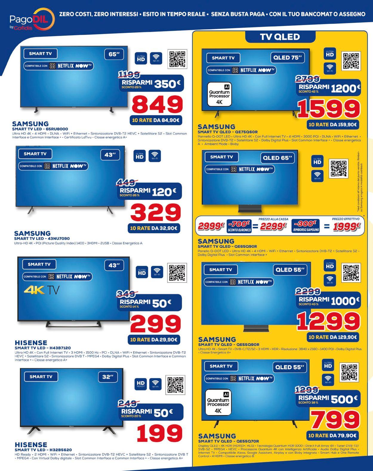 Volantino Euronics - Offerte 20/02-04/03/2020 (Pagina 3)