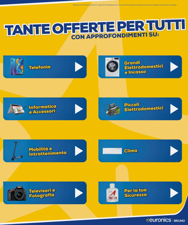 Volantino Euronics - Offerte 18/06-01/07/2020 (Pagina 2)