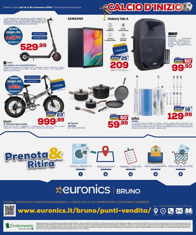 Volantino Euronics - Offerte 14/09-30/09/2020 (Pagina 16)