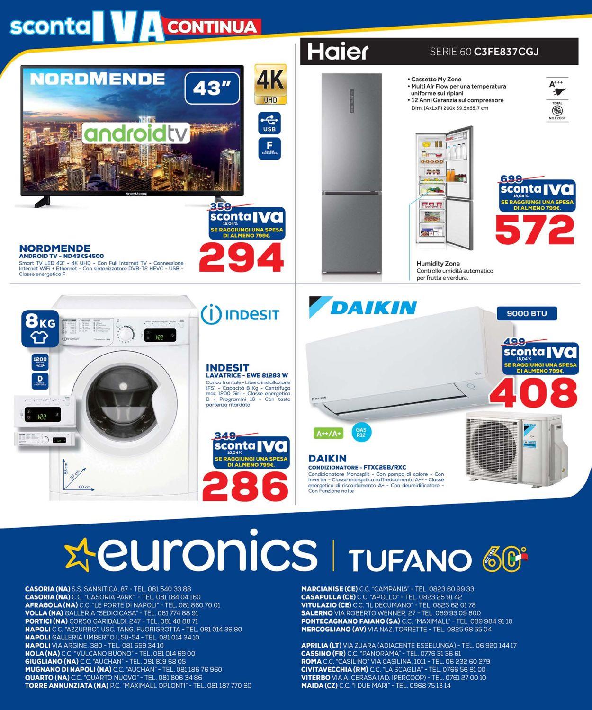 Volantino Euronics - Offerte 15/04-28/04/2021 (Pagina 20)