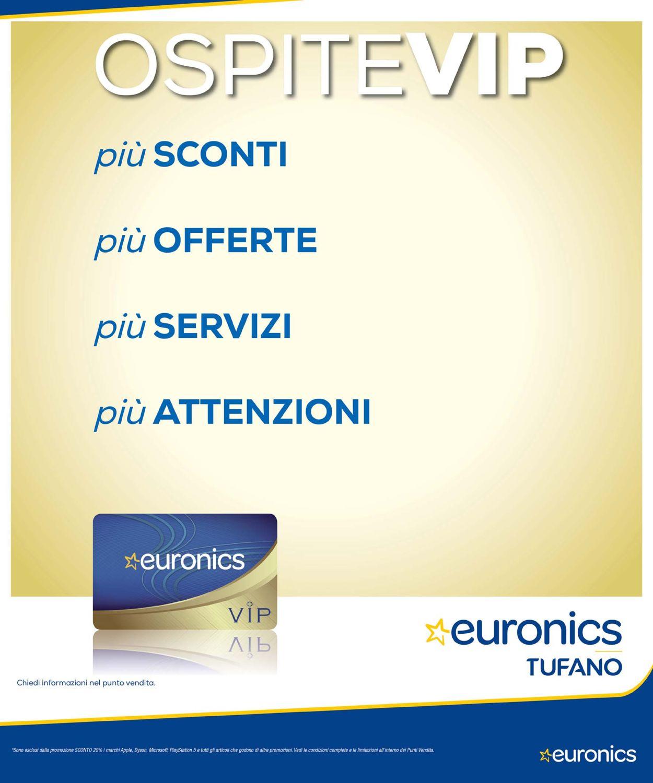 Volantino Euronics - Offerte 29/04-13/05/2021 (Pagina 21)