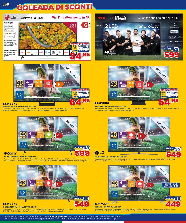Volantino Euronics - Offerte 17/06-06/07/2021 (Pagina 4)