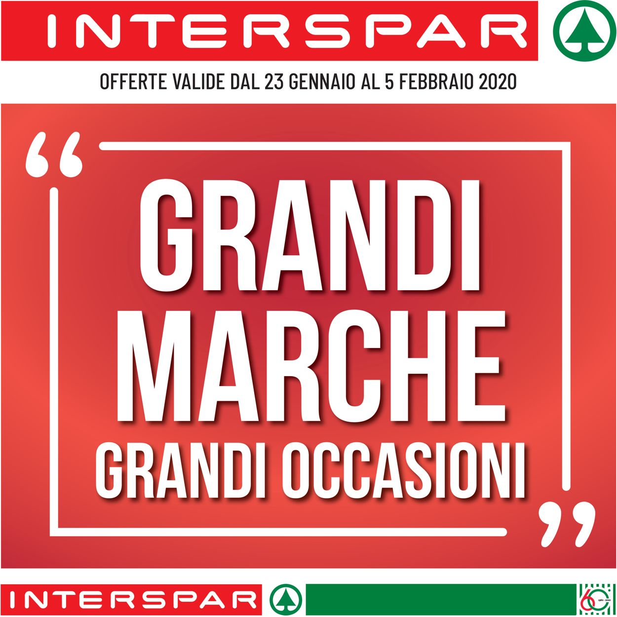 Volantino Eurospar - Offerte 23/01-05/02/2020