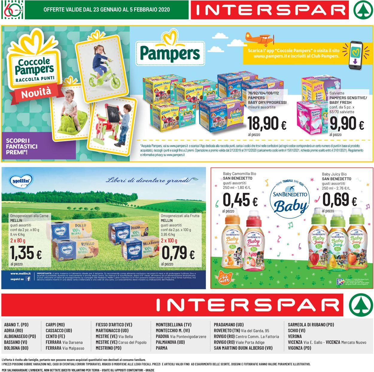 Volantino Eurospar - Offerte 23/01-05/02/2020 (Pagina 8)