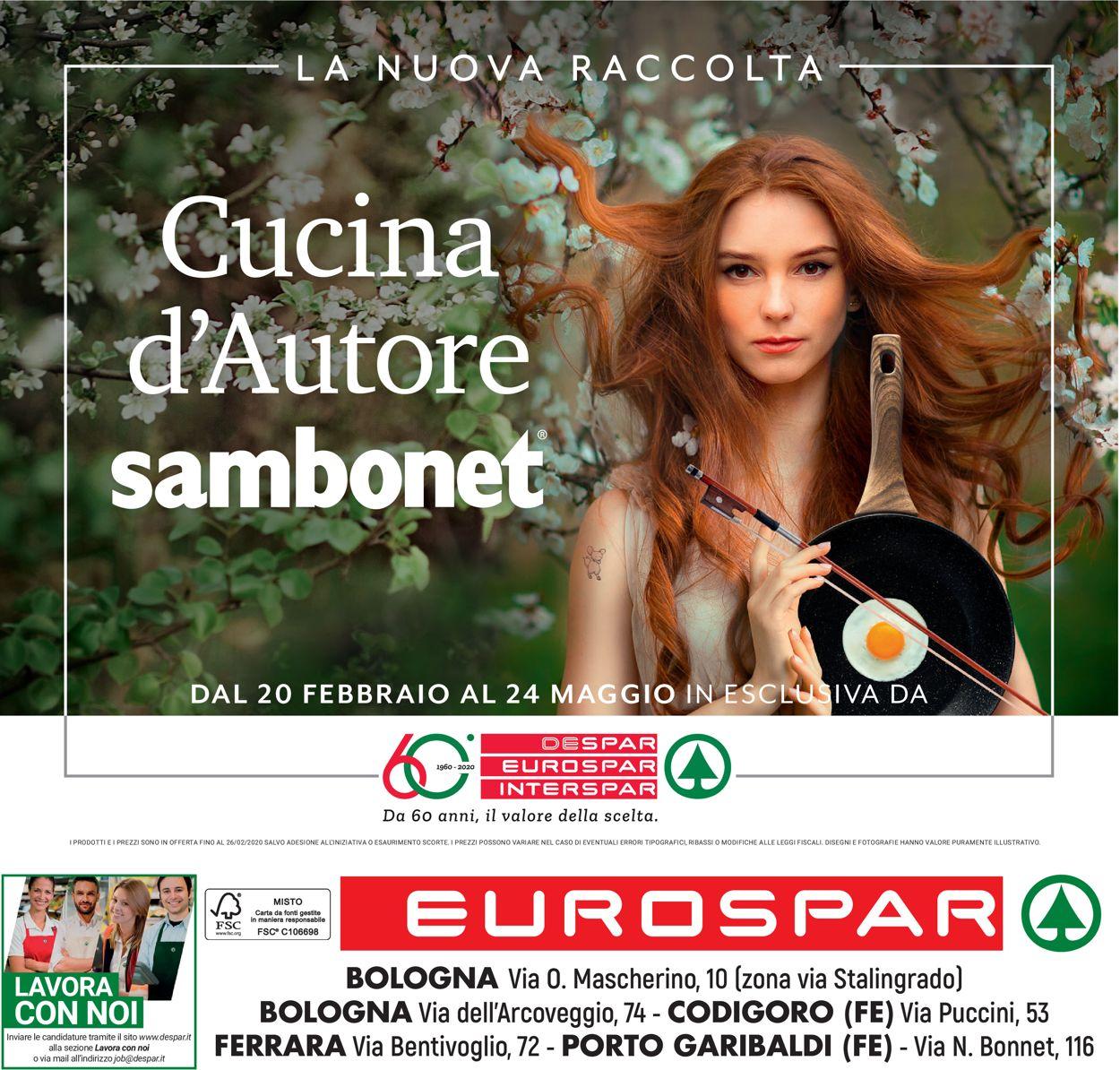 Volantino Eurospar - Offerte 13/02-26/02/2020 (Pagina 32)