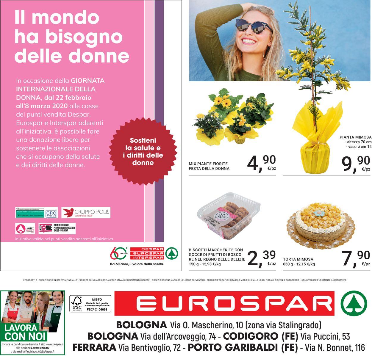 Volantino Eurospar - Offerte 27/02-11/03/2020 (Pagina 32)