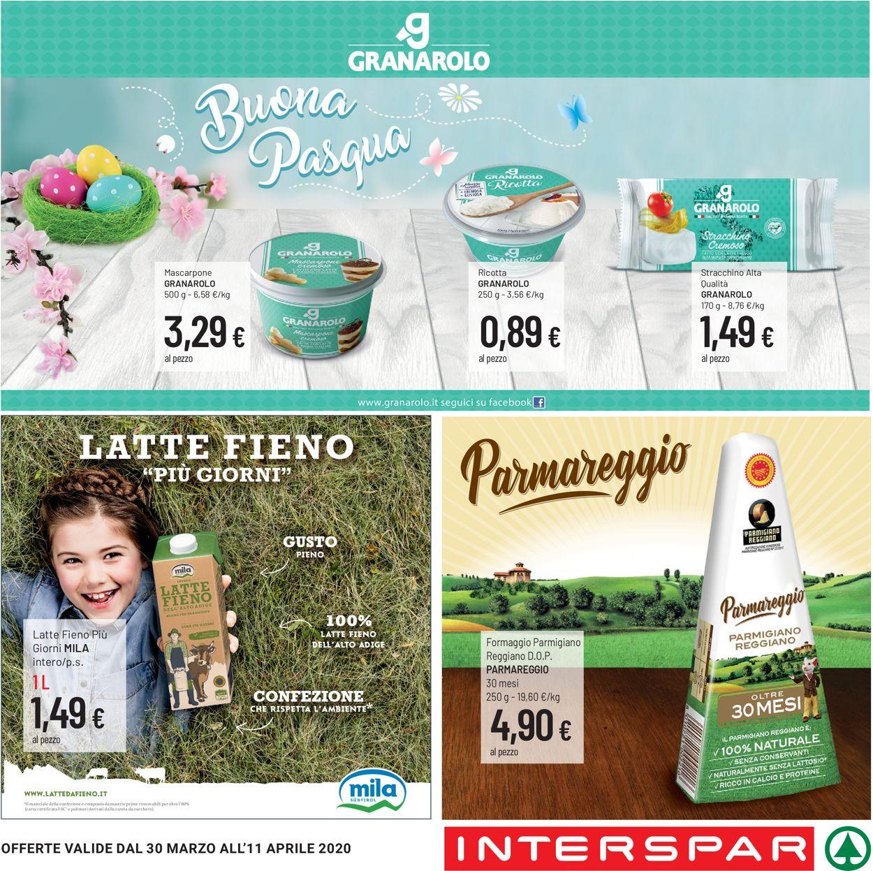 Volantino Eurospar - Offerte 30/03-11/04/2020 (Pagina 2)