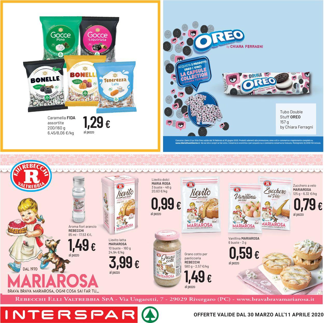 Volantino Eurospar - Offerte 30/03-11/04/2020 (Pagina 3)