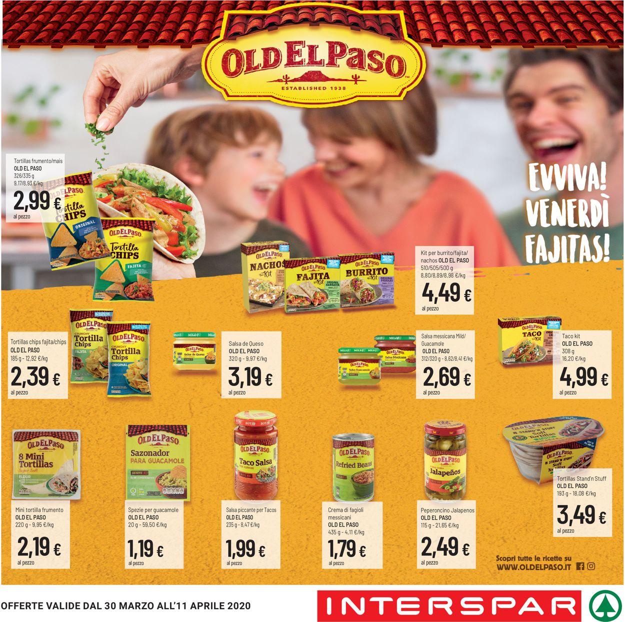 Volantino Eurospar - Offerte 30/03-11/04/2020 (Pagina 4)