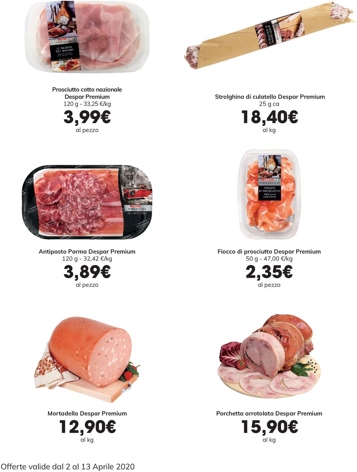 Volantino Eurospar - Offerte 02/04-13/04/2020 (Pagina 4)