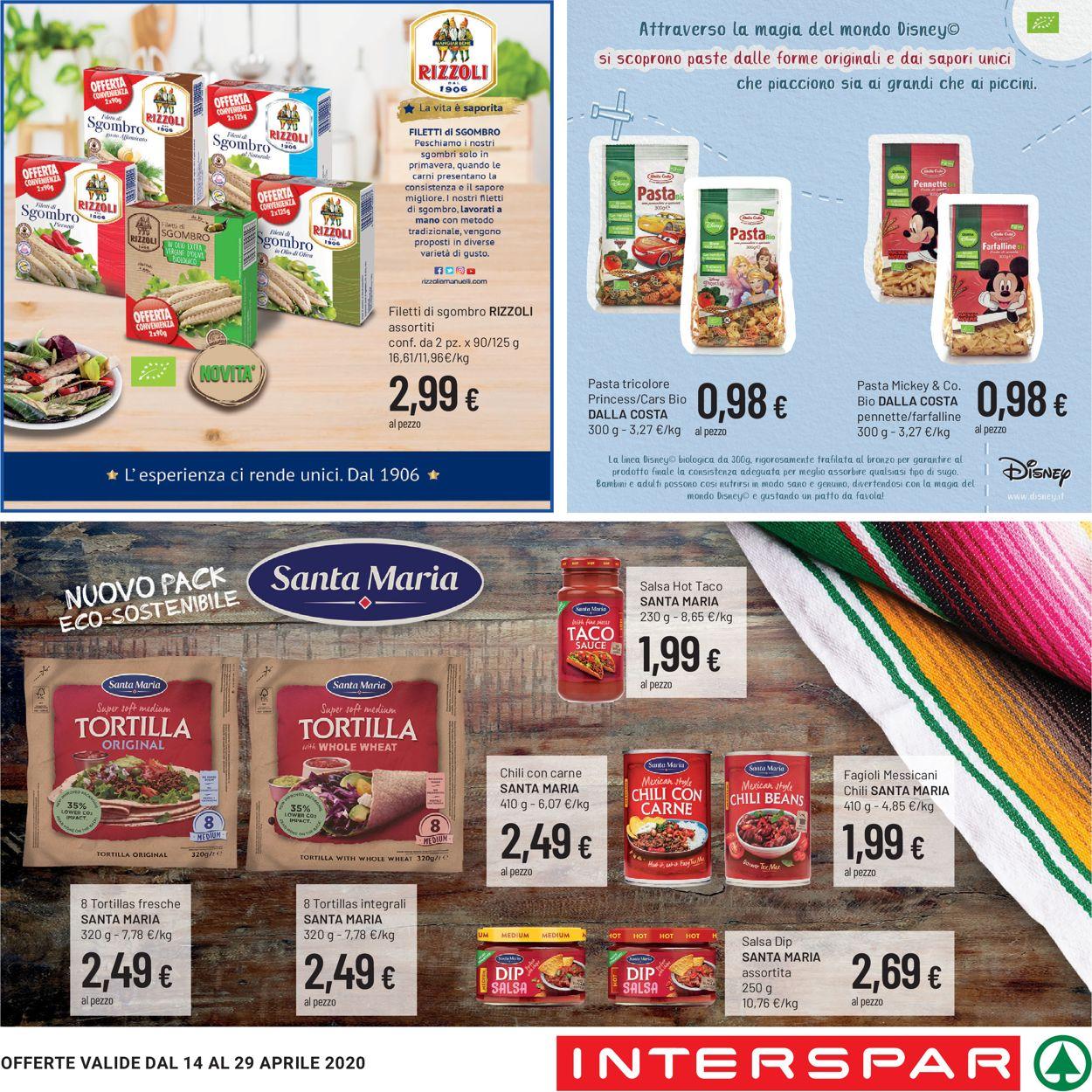 Volantino Eurospar - Offerte 14/04-29/04/2020 (Pagina 4)