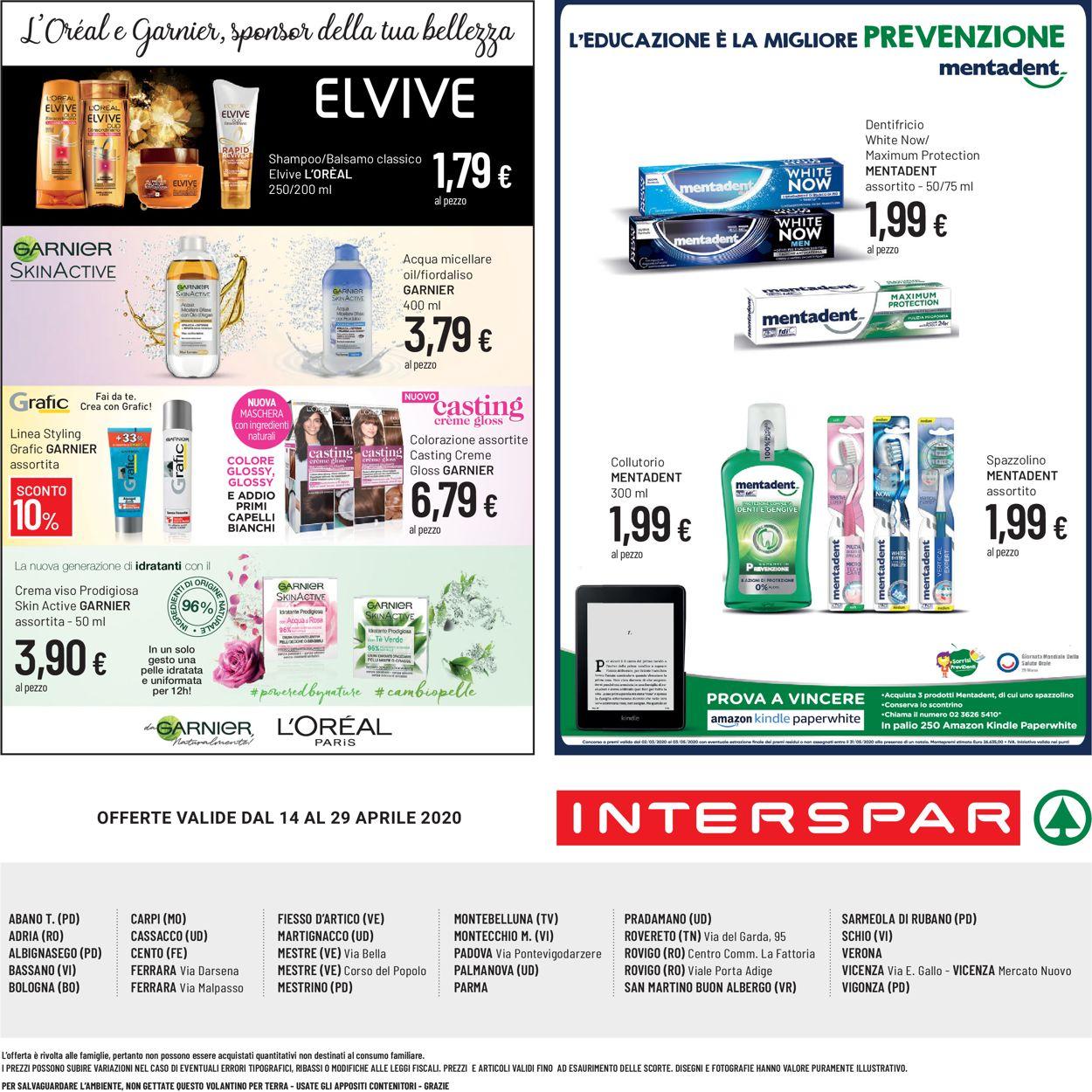 Volantino Eurospar - Offerte 14/04-29/04/2020 (Pagina 8)