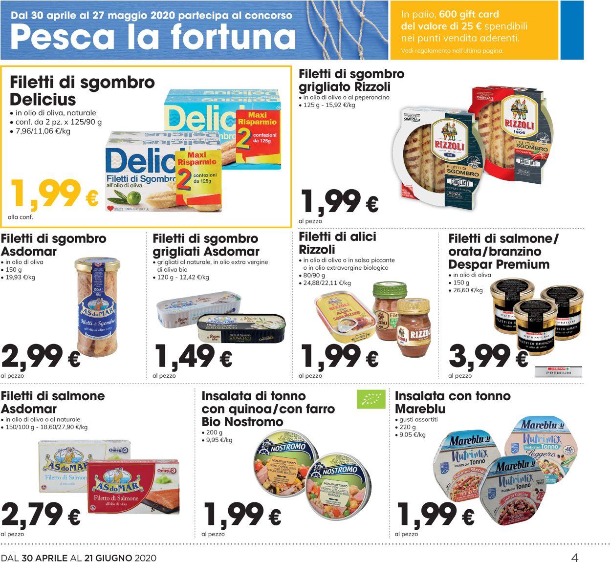 Volantino Eurospar - Offerte 30/04-13/05/2020 (Pagina 4)