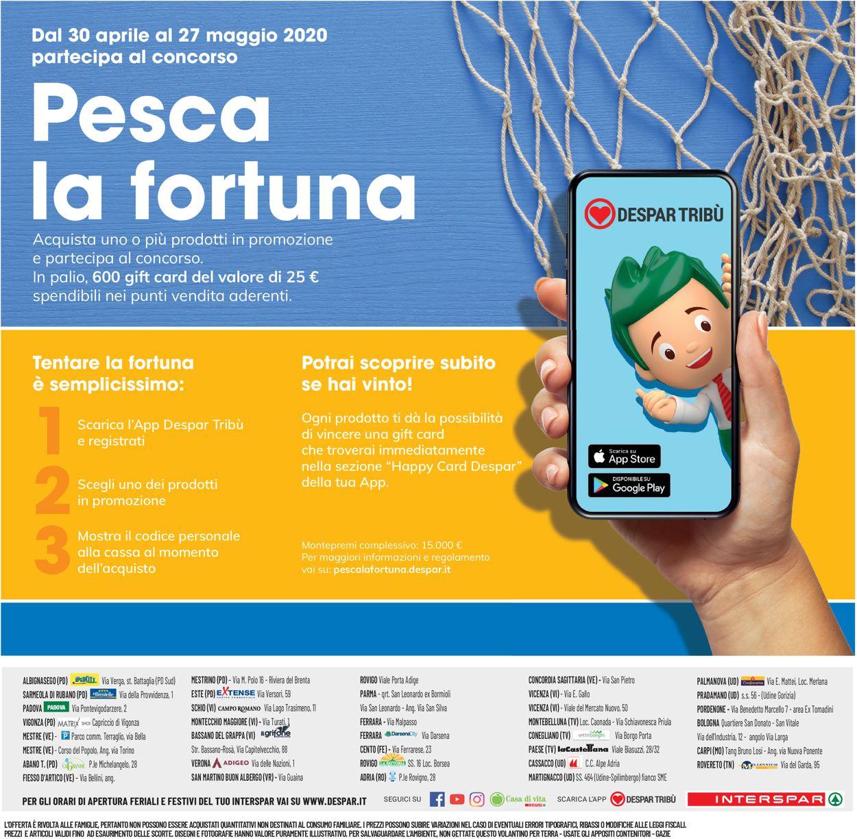 Volantino Eurospar - Offerte 30/04-13/05/2020 (Pagina 16)