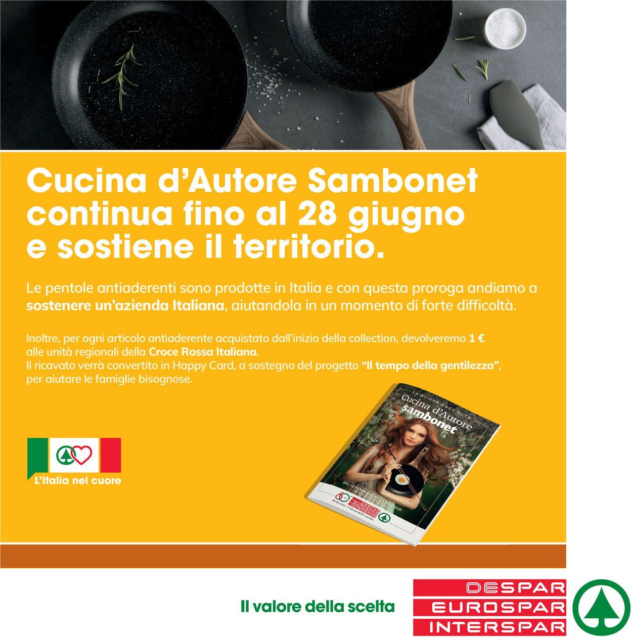 Volantino Eurospar - Offerte 14/05-27/05/2020