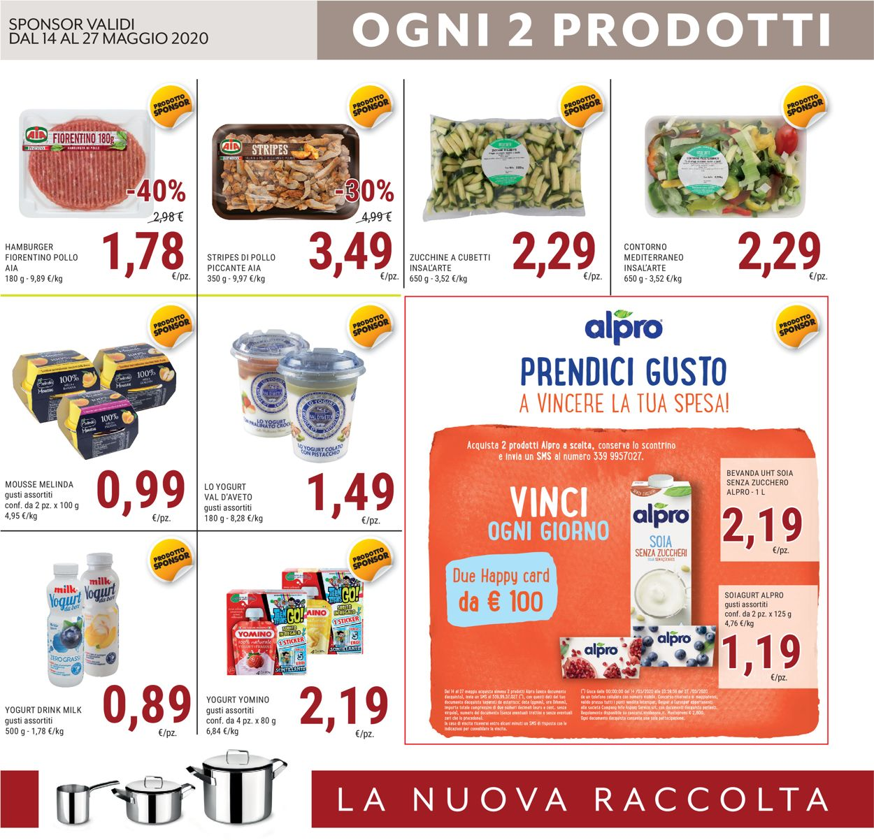 Volantino Eurospar - Offerte 14/05-27/05/2020 (Pagina 4)