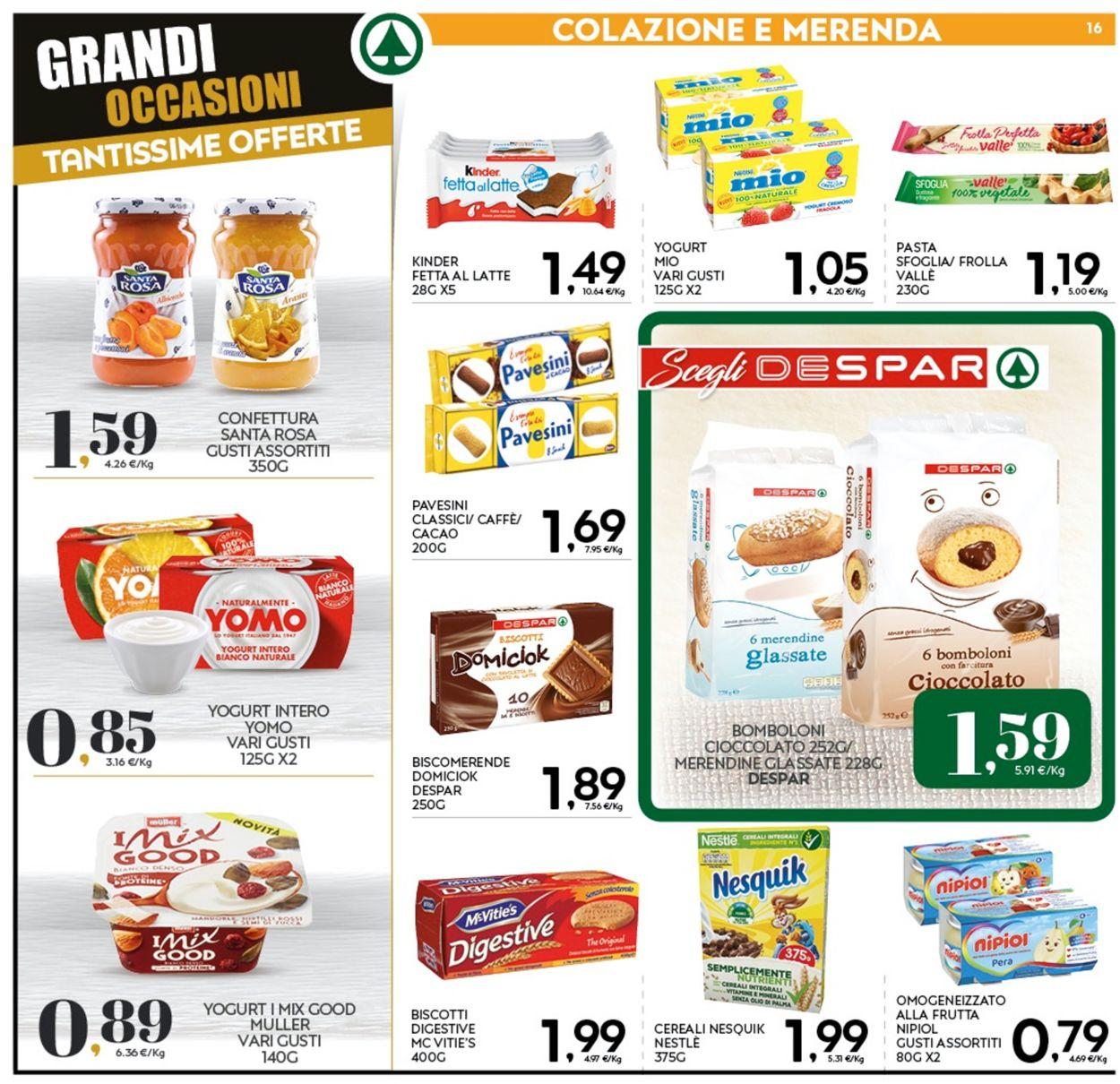 Volantino Eurospar - Offerte 24/05-03/06/2020 (Pagina 16)