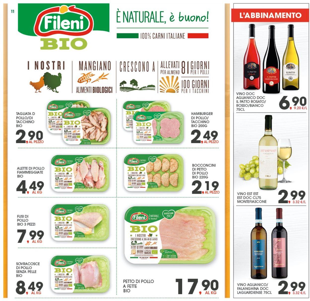 Volantino Eurospar - Offerte 03/06-14/06/2020 (Pagina 11)