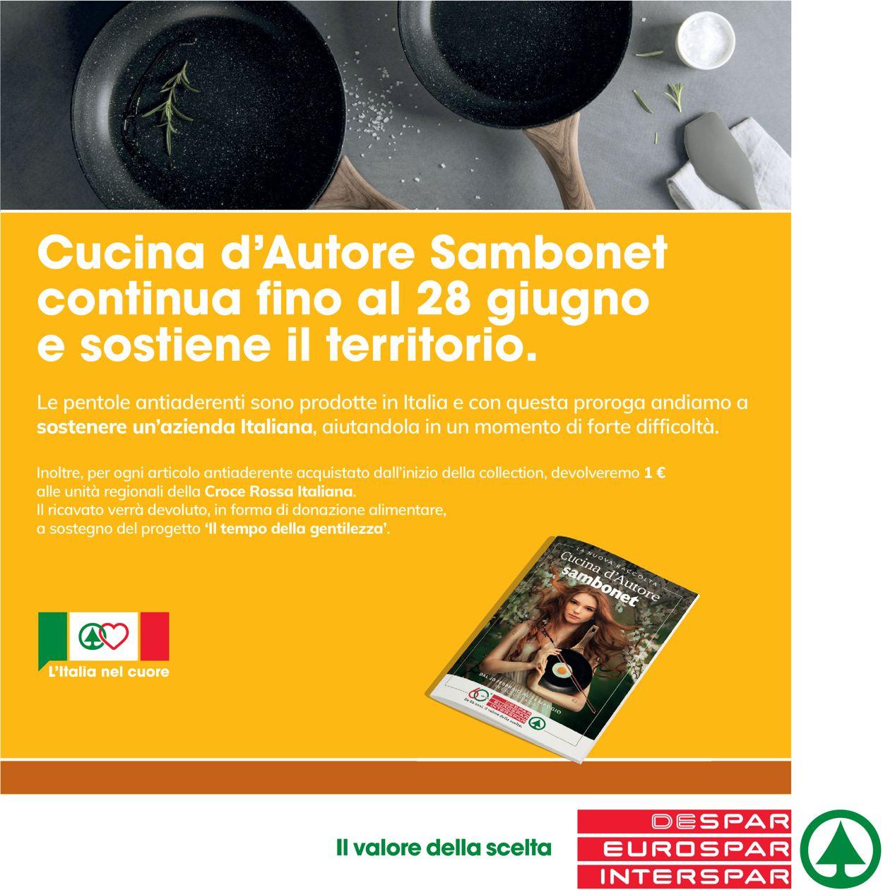 Volantino Eurospar - Offerte 04/06-28/06/2020