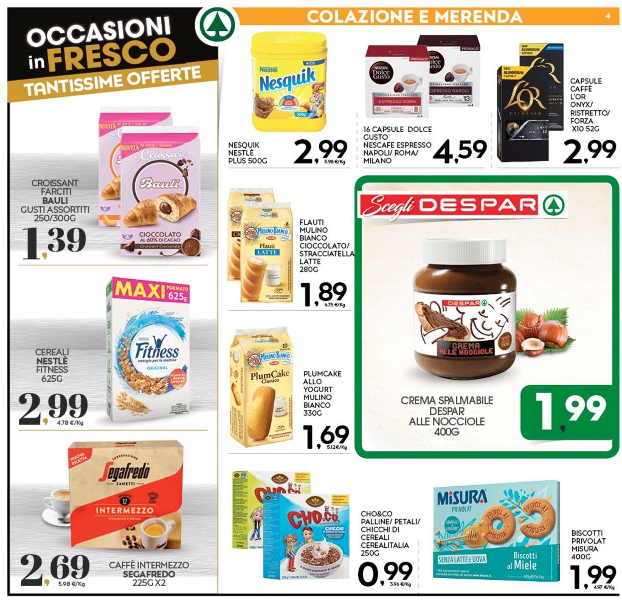 Volantino Eurospar - Offerte 24/06-05/07/2020 (Pagina 4)