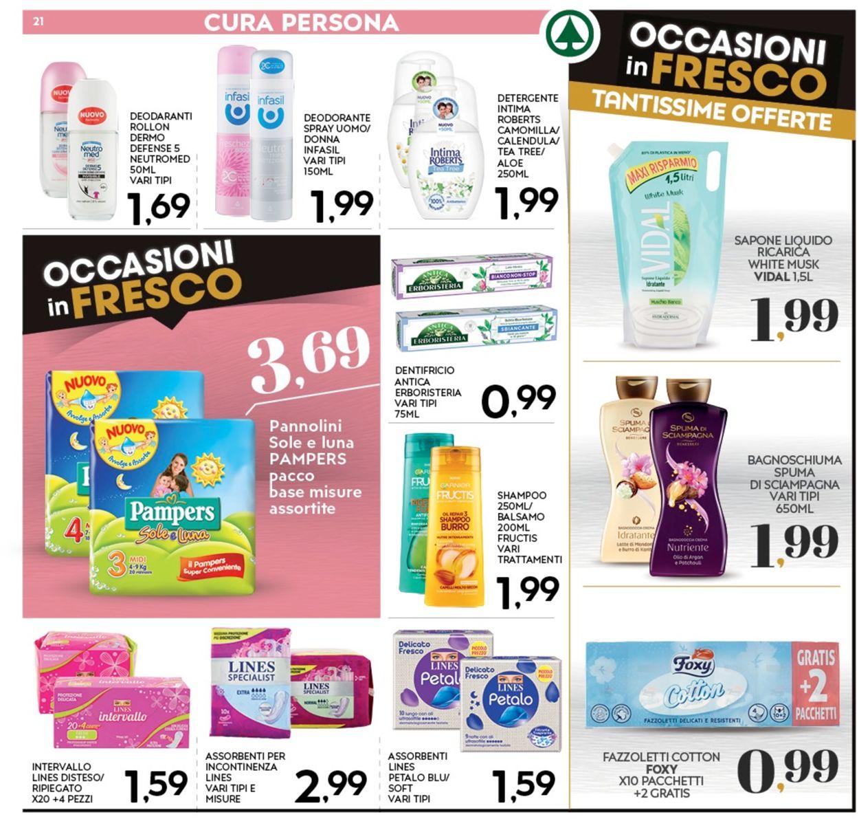 Volantino Eurospar - Offerte 24/06-05/07/2020 (Pagina 21)