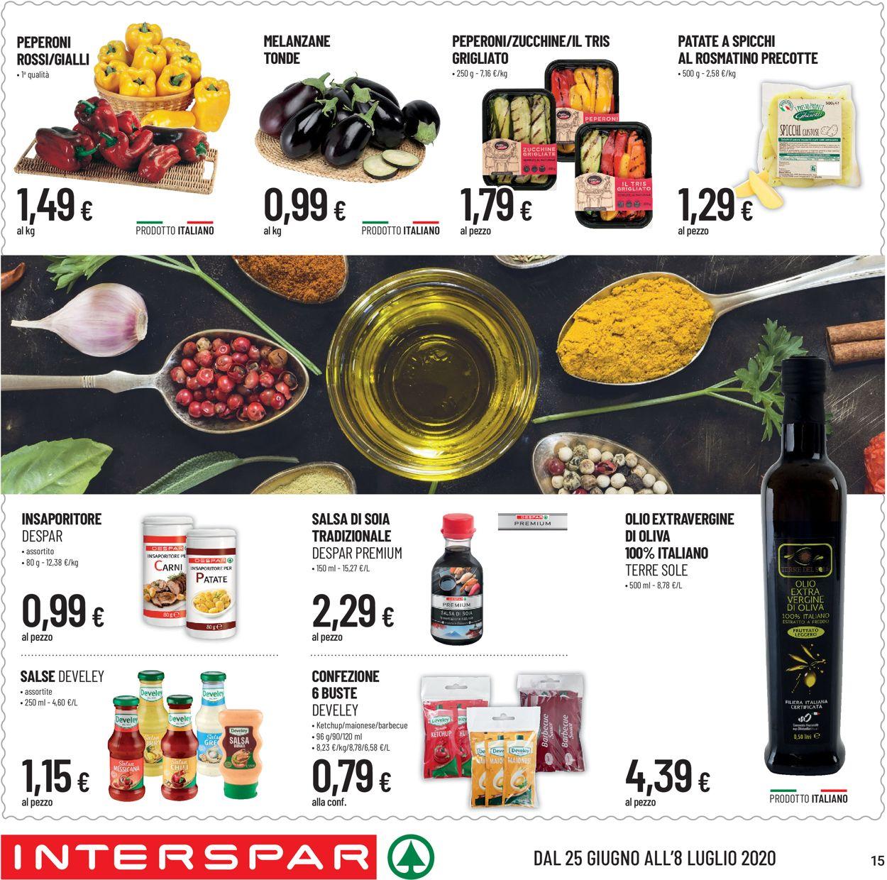 Volantino Eurospar - Offerte 25/06-08/07/2020 (Pagina 15)