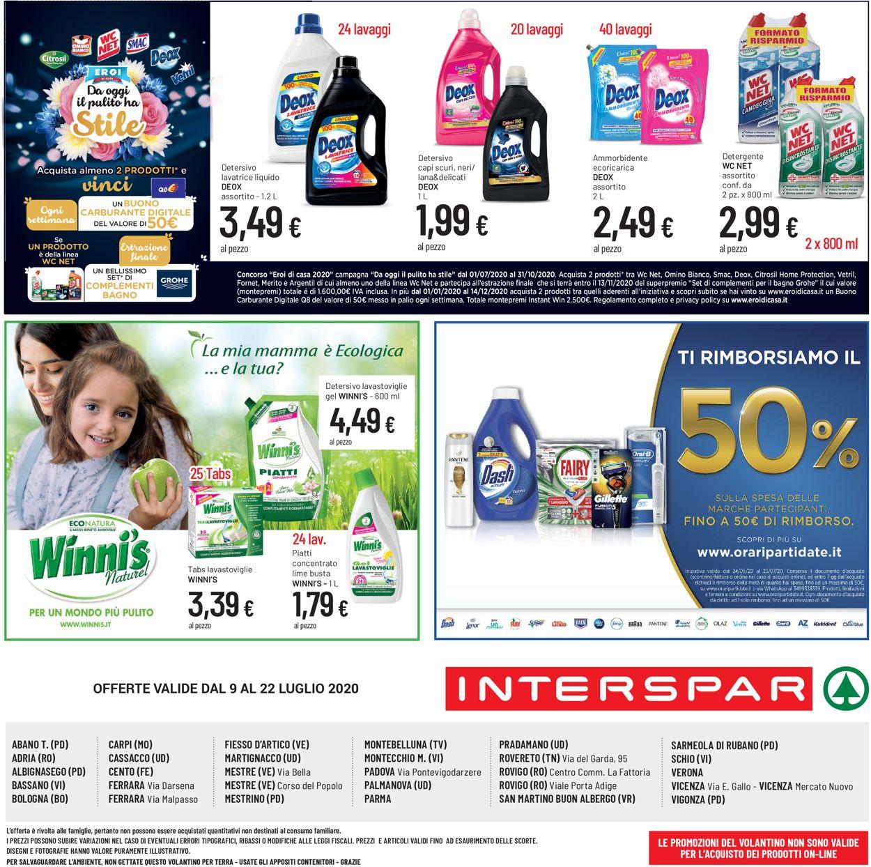 Volantino Eurospar - Offerte 09/07-22/07/2020 (Pagina 12)