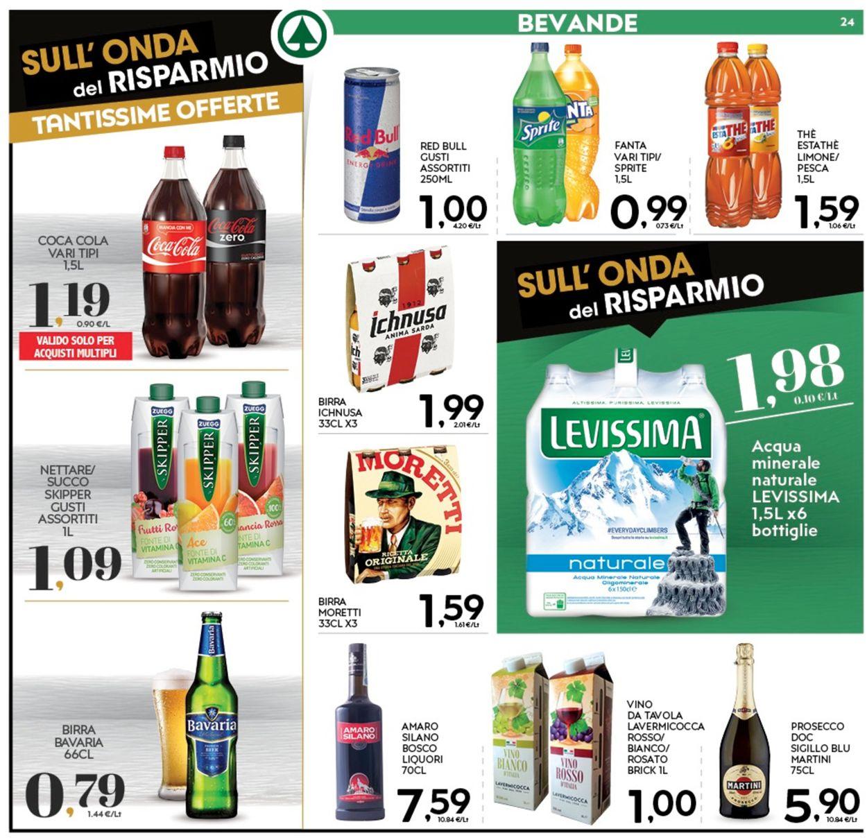 Volantino Eurospar - Offerte 16/07-26/07/2020 (Pagina 24)