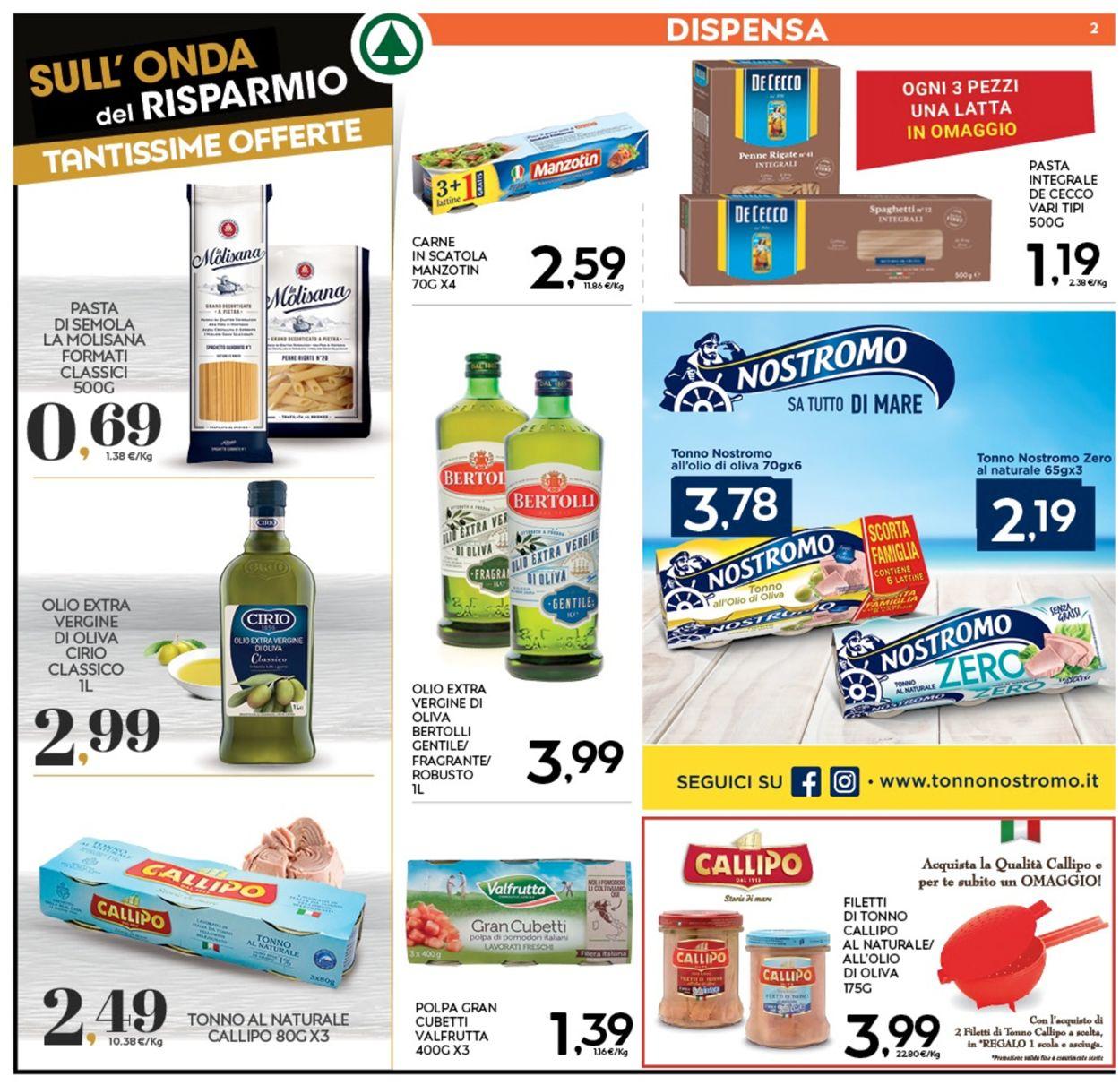 Volantino Eurospar - Offerte 27/07-02/08/2020 (Pagina 2)